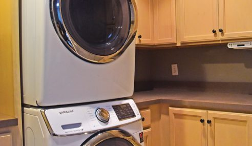 Laundry rooms that sparkle